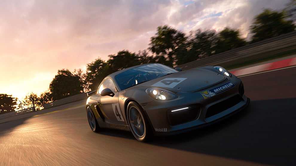 Gran Turismo Sport Features 163 Cars And 17 Different Courses Digital Trends