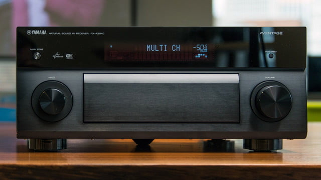 yamaha aventage rx 3040a atmos ready av receiver first look video  review