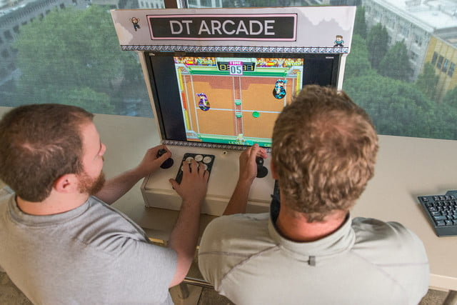 how to build arcade cabinet building the dt