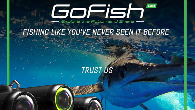 gofish cam like gopro for fishing