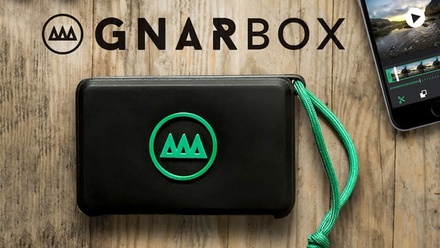 gnarbox mobile photo backup editing  edit share hd footage in seconds