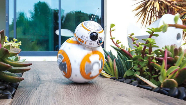 bb 8 droid toy goes on sale tomorrow app enabled  built by sphero