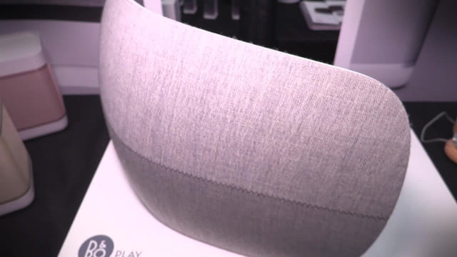 bang and olufsen a6 wireless speaker hands on