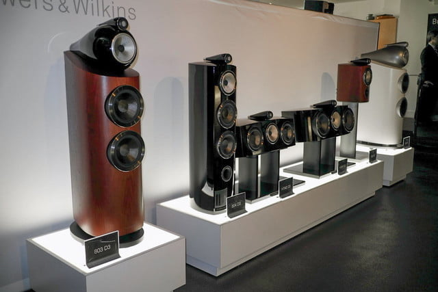 bowers wilkins 800 series diamond ds3 and