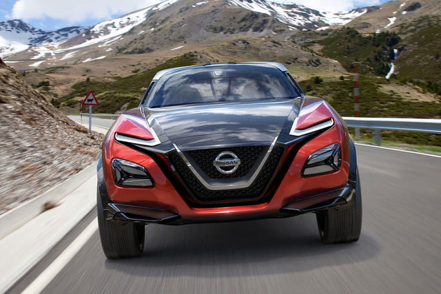nissan gripz concept could preview z car pictures specs introducing the  a radical sports crossover