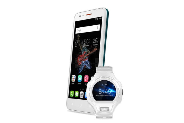 alcatel go play and watch smartphone