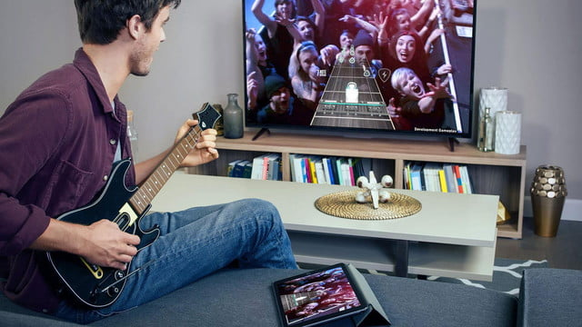 guitar hero live hands on preview