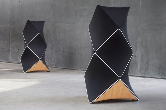 bang and olufsen beolab 90 speakers sweet spot