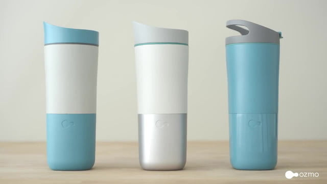 let smart cup ozmo help you stay hydrated and appropriately caffeinated keep