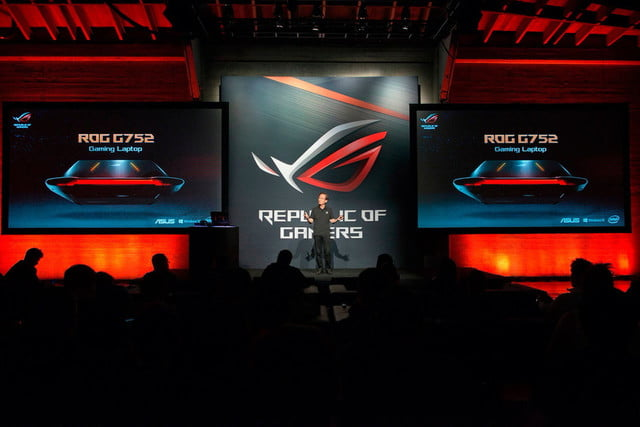 asus republic of gamers unleashed announces a raft new products at rog