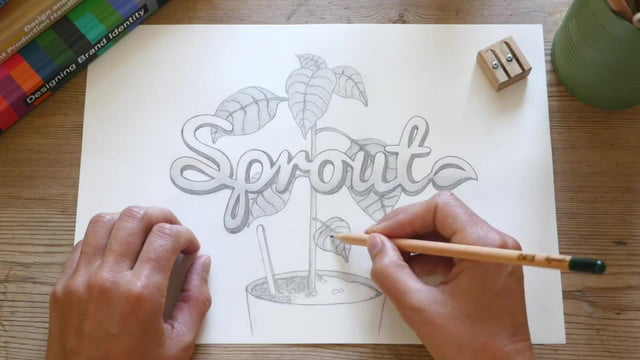 grow a garden with your pencils sprout world into plants
