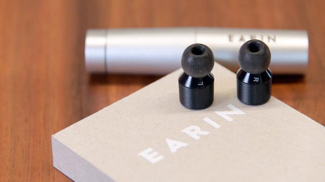 earin wireless earbuds hands on review video