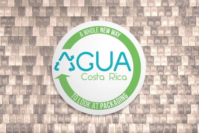agua water bottles were designed to become roof tiles a  gua