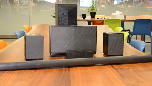 lg music flow hands on review wireless speaker system