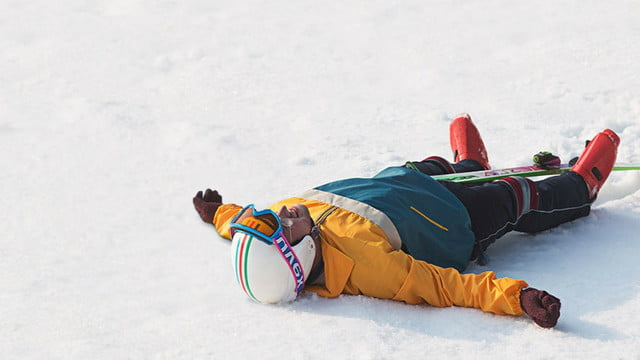eddie the eagle review  an underdog story that soars