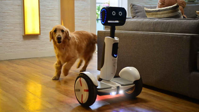 segway intel robot this butler is a lovechild