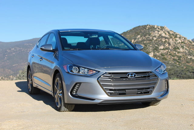 2017 hyundai elantra first drive review  pictures specs performance