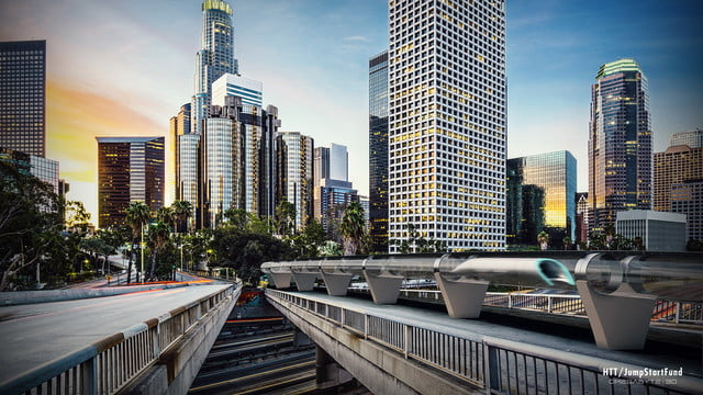 htt files construction permit to build in california elon musk s hyperloop system inches closer reality