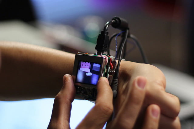 carnegie mellon research on smartwatch features your next may recognize gestures