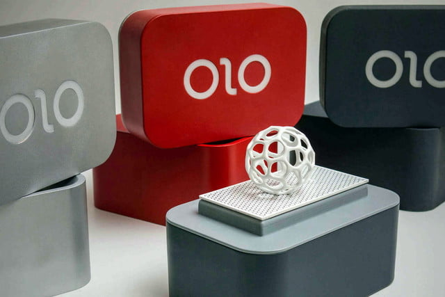 olo 3d printer smartphone this  99 box will turn your into a dlp
