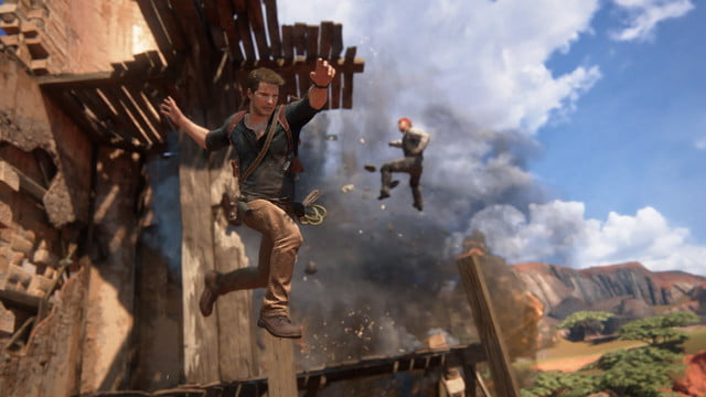 uncharted 4 hands on preview