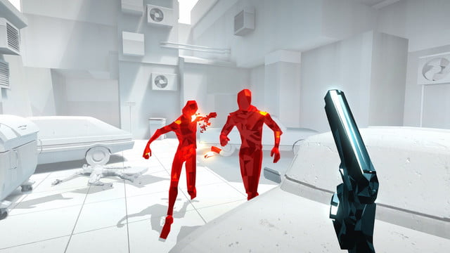 superhot coming to xbox one in may time warping fps