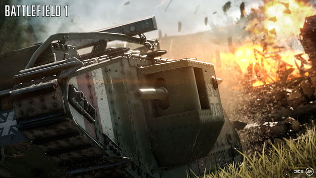 battlefield 1 multiplayer hands on  impressions