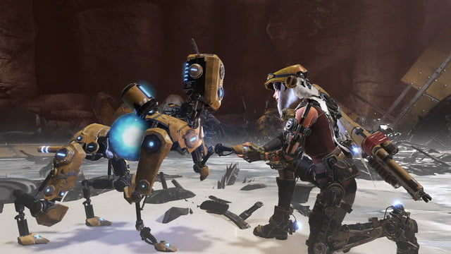 recore e3 2016 trailer keiji inafune s gets fresh gameplay footage