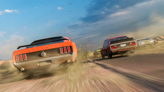 forza horizon 3 co op gameplay shows off down under