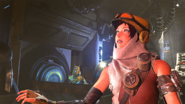 recore hands on