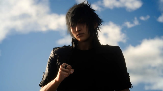 final fantasy xv for ps vr hands on