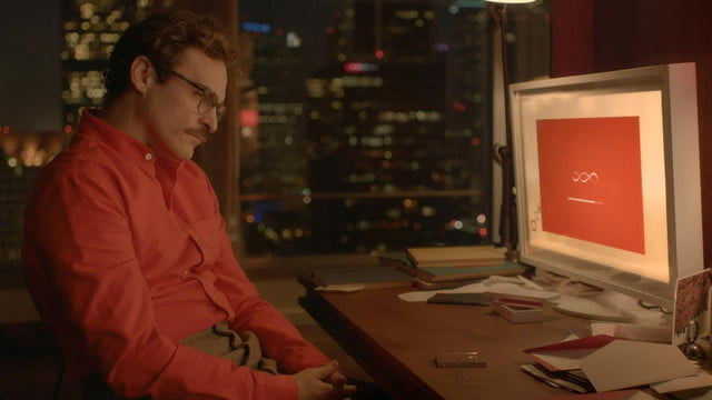 her movie review  a must see spike jonze film for humans and ai alike