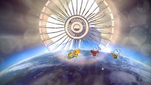paper mario color splash fan backlash fans are not happy with