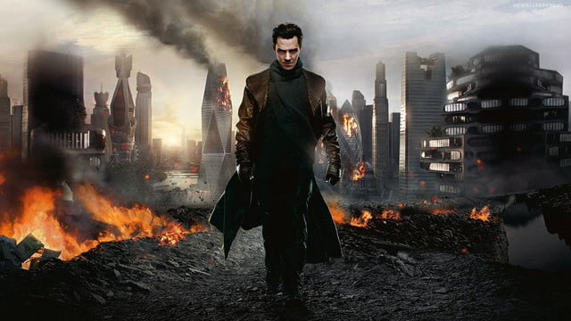 shielding your eyes from the glaring lights of star trek into darkness review