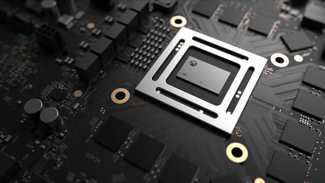 project scorpio will live and die by games not power xbox  1080p