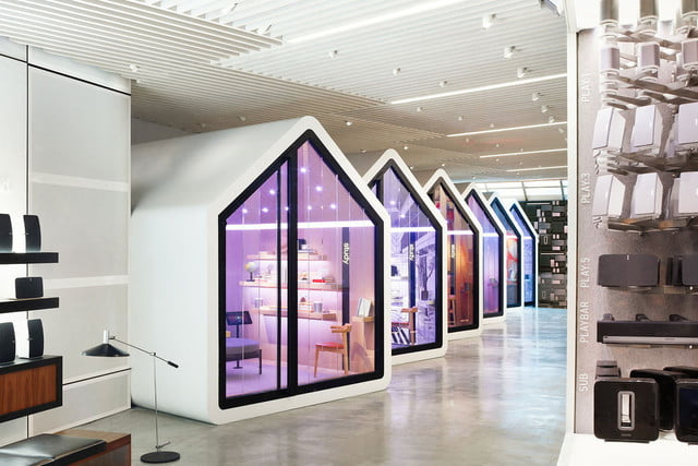 sonos retail store nyc sound first ever is a music lounge that sells speakers