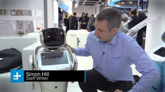 qihan sanbot launches robotics as a service with