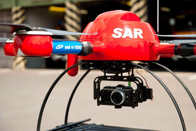 drone rescue germany german lifeguards are testing drones for rescuing swimmers