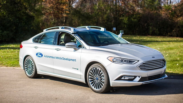 ford fusion hybrid autonomous prototype updates prototypes updated