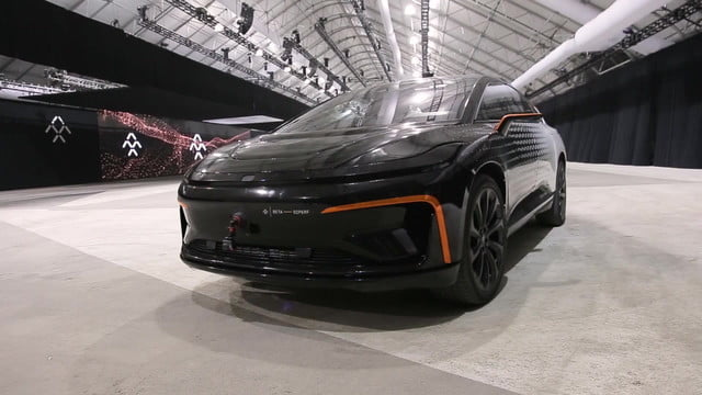 faraday future ff 91 test drive first impressions ces 2017