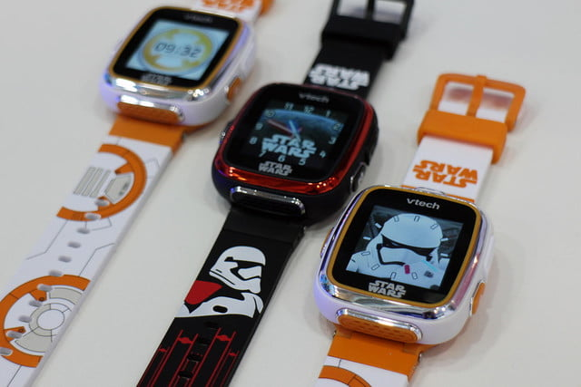 vtech star wars watch and stormtrooper camera first impressions