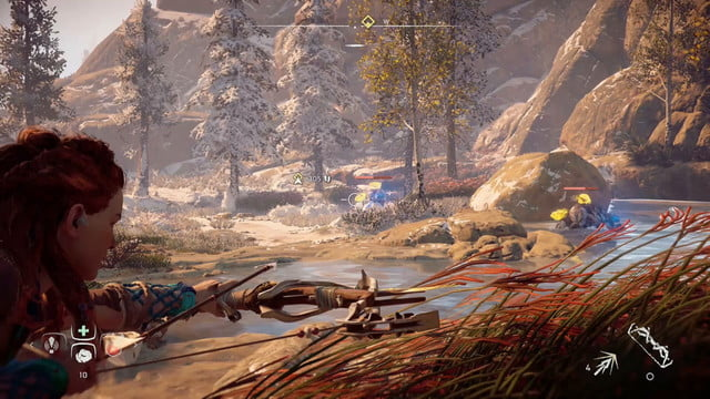 horizon zero dawn story  s is more than just an excuse to fight robot dinosaurs
