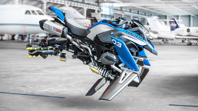 bmw hover ride concept pictures specs lego