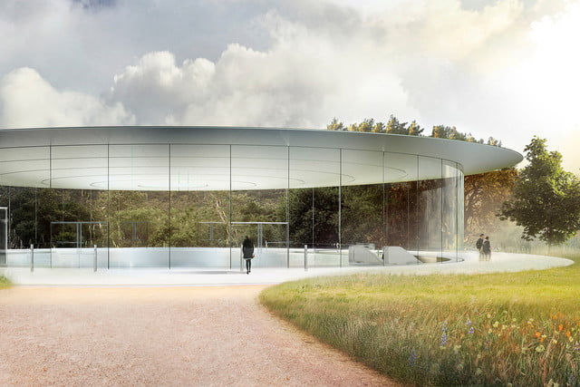 apple park officially dubs its new campus  set to open in april