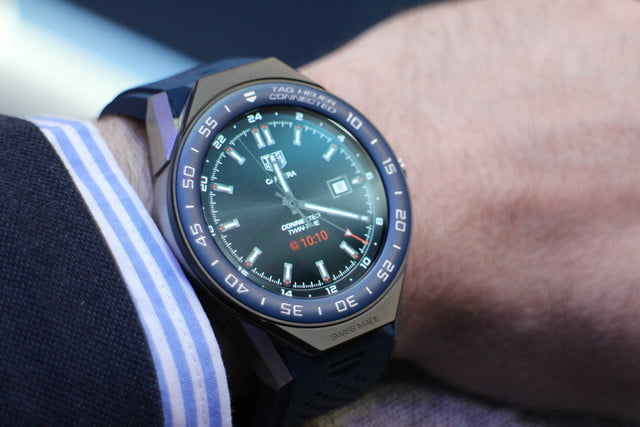 tag heuer conected modular 45 first impressions review connected