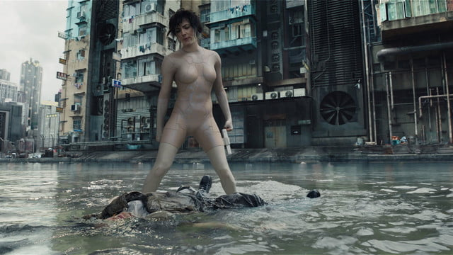 ghost in the shell review hides a hollow story behind fantastic visuals