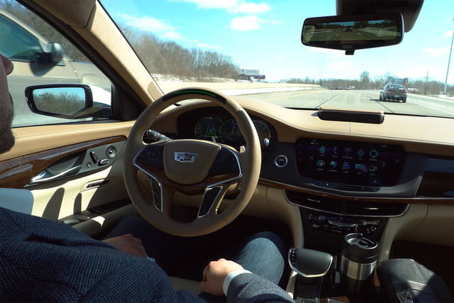 cadillac super cruise  details specs news first look