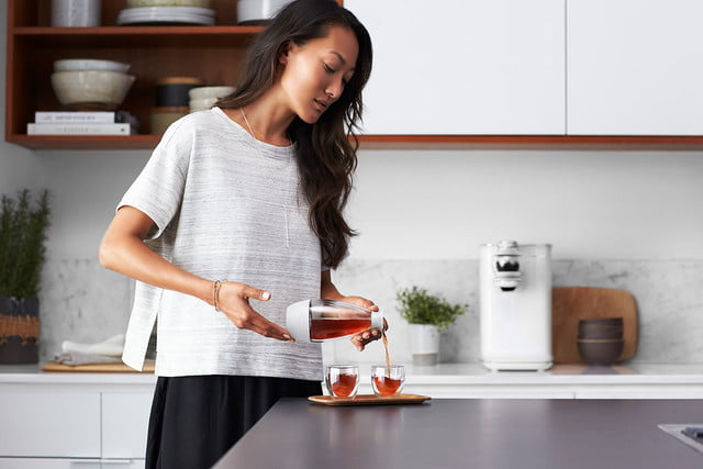teforia leaf tea brewer the is a  400 that promises perfect cup