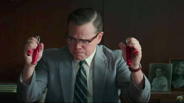 suburbicon movie review  a rare miss for clooney damon and the coens