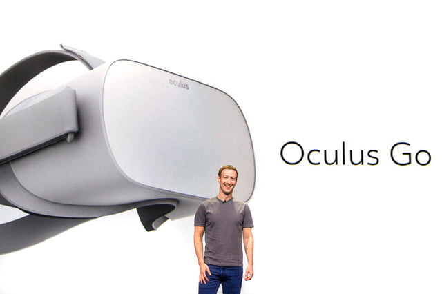 oculus go 199 is a stand alone vr headset running galaxy gear apps